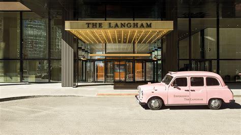 star luxury hotel facilities amenities  langham chicago