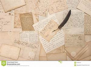 Image gallery old letters postcards vintage for Antique letters