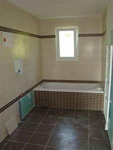 Carrelage Et Salle De Bain : carrelage et faience salle de bain ~ Melissatoandfro.com Idées de Décoration