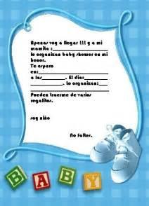 Tarjetas Para Baby Shower Gratis