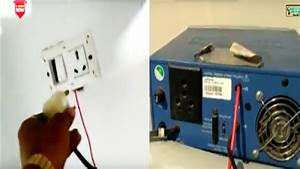 How To Connect An Inverter At Home