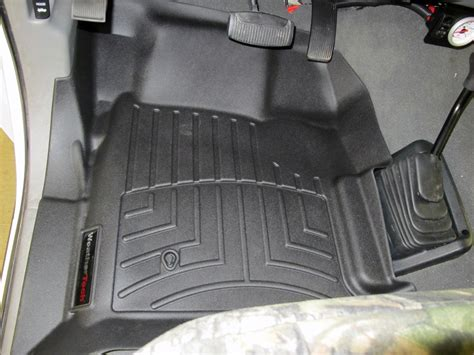 2001 Ford F250 And F350 Super Duty Floor Mats Weathertech