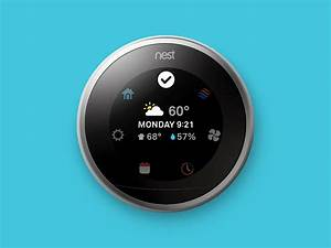 The Newest Nest Thermostat Looks  And Sees  Much Better