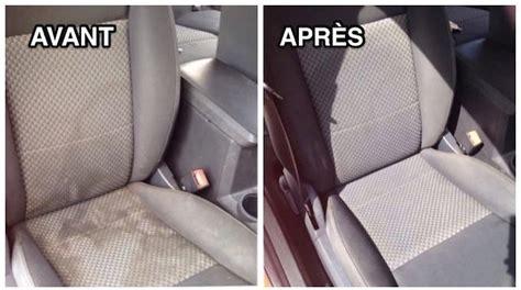 nettoyage sieges auto comment nettoyer facilement vos sièges de voiture