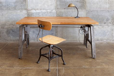 industrial style home office desk industrial office desk home office industrial with