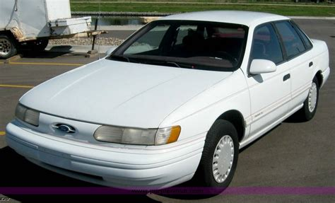 ford taurus  informations articles