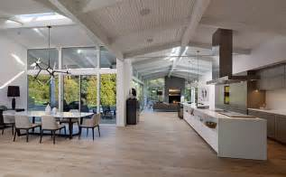 ranch style home interior mid century remodel modern home minimalist palette