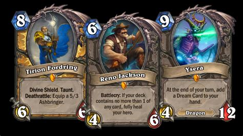 Ten Ton Hammer  Hearthstone Top Decks Of The Week