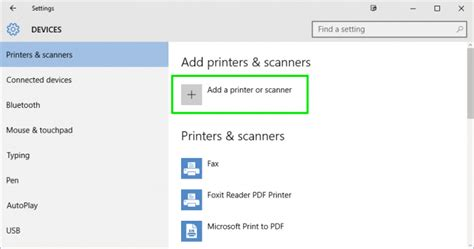 printer with scanner how to add a printer in windows 10