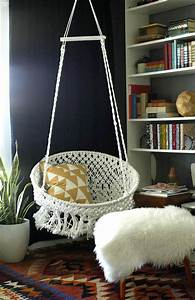 22, Amazing, Hanging, Chair, Decoration, Ideas, You, Need, For, Your, Home