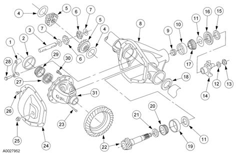 Ford F 350 Part Diagram by 2001 F350 Superduty Parts Diagram Guide And Manual