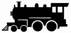 Train Silhouette Clip Art - Cliparts.co