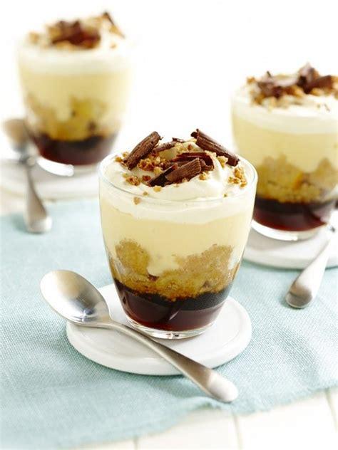 individual trifle recipes individual espresso trifles recipe myfoodbook desserts pinterest espresso recipes and