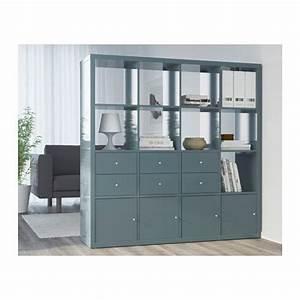 1000 idees sur le theme ikea kallax shelf sur pinterest With meuble 8 cases ikea 0 kallax shelving unit with drawers high gloss grey