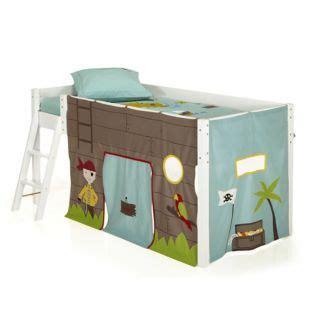 tente chambre lit mi haut avec tente pirate les meubles pour