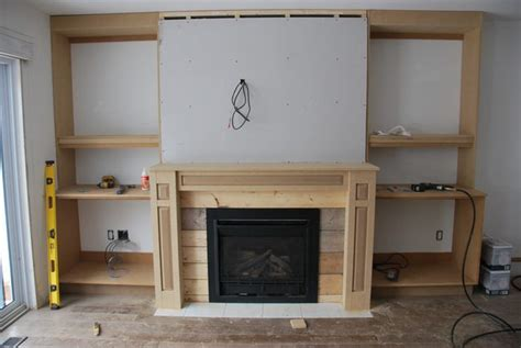 How To Design And Build Gorgeous Diy Fireplace Built Ins