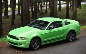 2013 Ford Mustang V6 Premium Coupe - Automobile Magazine
