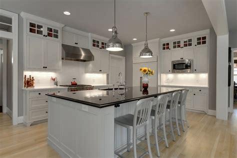 modern bungalow craftsman kitchen minneapolis
