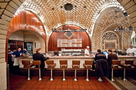 Feast Of The Seven Fishes At Grand Central Oyster Bar