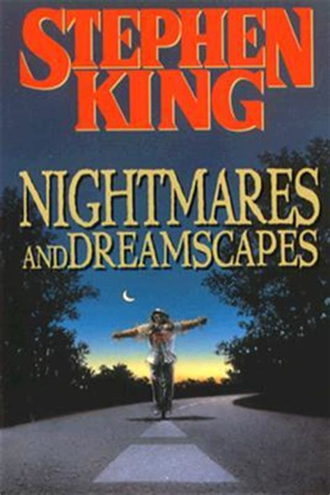 nightmares  dreamscapes  stephen king