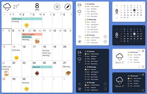 best android calendar app 10 best android apps like official apps for android