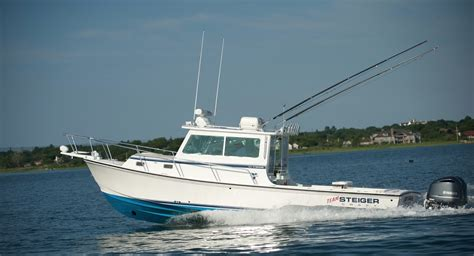 Fishing Boat New by New Boat Steiger Craft 31 Dv Miami New Boating