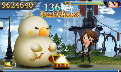 Theatrhythm Curtain Call Best Characters by Theatrhythm Curtain Call