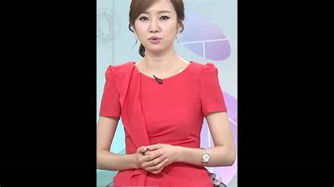 김솔희 아나운서 팬티 노출 방송사고 Youtube