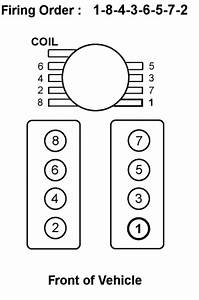 Firing Order Diagram  I Am Looking For A Diagram For The
