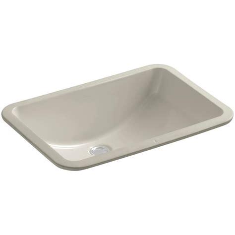 kohler ladena 20 7 8 in undermount bathroom sink with