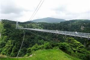 Kokonoe Yume Bridge - Oita - Japan Travel - Japan Tourism ...