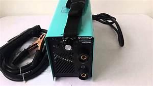 Maquina Soldador Inversora Inverter Energy Tools 200amp