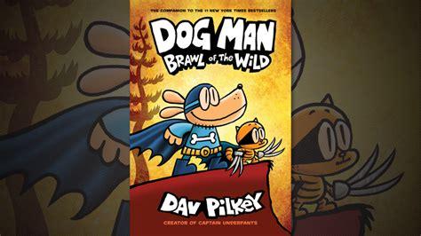 dog man news brawl   wild  printing book