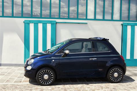 fiat 500 riva fiat 500 riva edition channels the spirit of the luxury