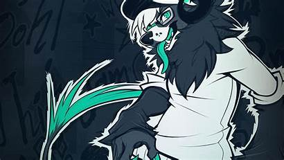 Furry Wallpapers Anthro Background Wolf Backgrounds Desktop