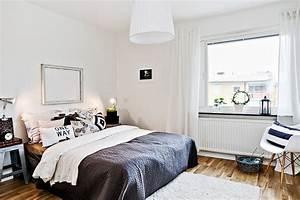 Décoration Chambre Scandinave : d co chambre scandinave ~ Melissatoandfro.com Idées de Décoration