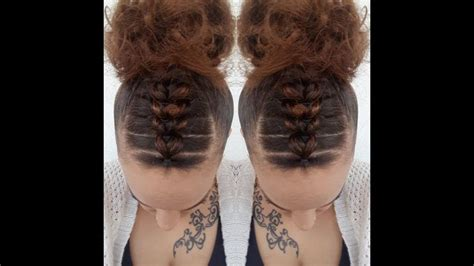 elastic cornrows hairstyle rubber band hairstyles