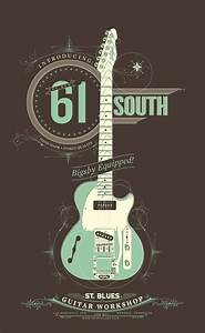 Chuck Howard Poster | Design | Pinterest | Poster, Blues ...