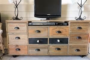 Meuble Fait Maison : meuble tv fait main avant apr s ~ Voncanada.com Idées de Décoration
