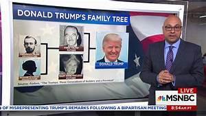Donald Trump's immigrant history and family tree