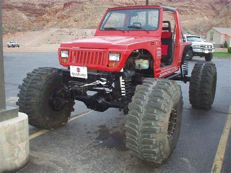 samurai on size axles things i want to drive suzuki cars hummer truck trucks