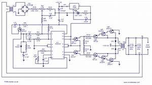 1000 Watt Pure Sine Wave Inverter Circuit Diagram