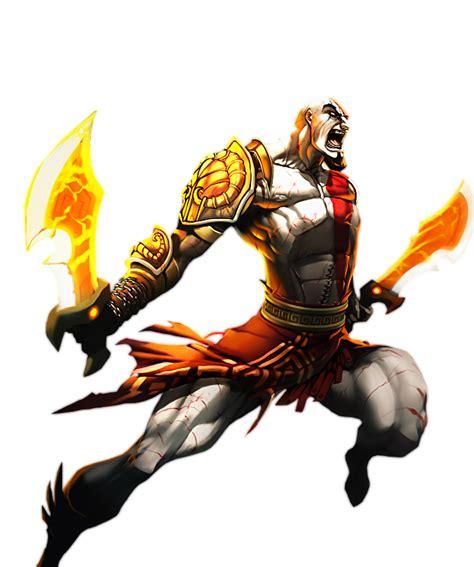 Kratos God Of War Render By Richardgamer On Deviantart