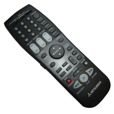 Mitsubishi Tv Remote by Original Mitsubishi Remote For Ws 65869 Ws65869