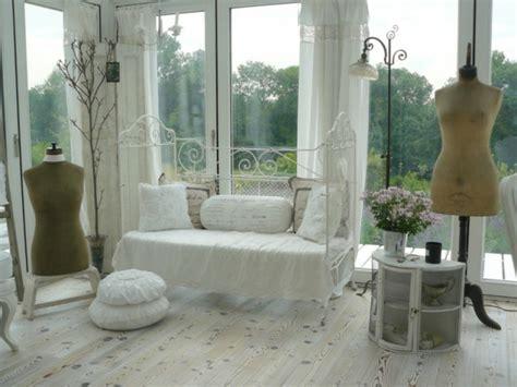 Living Style Metallbett by Shabby Chic Wohnzimmer 66 Romantische Einrichtungen
