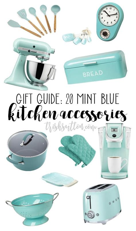 turquoise blue kitchen accessories amazing blue kitchen accessories you must 6399