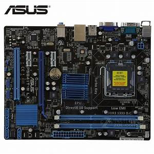 Aliexpress Com   Buy Asus P5g41t M Lx3 Motherboard Lga 775 Ddr3 8gb For Intel G41 P5g41t M Lx3