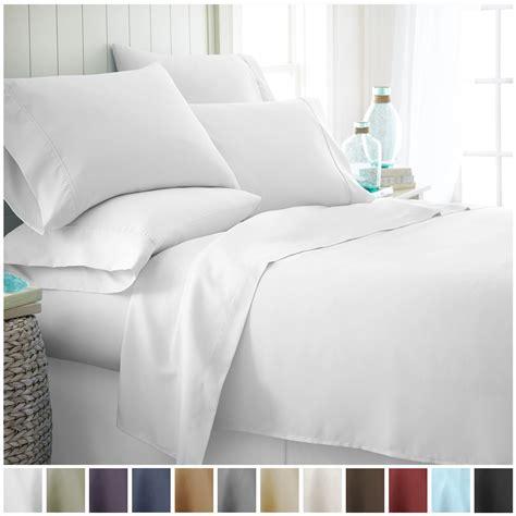 ienjoy home premium ultra soft  piece bed sheet set