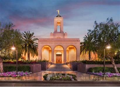 Newport Beach Temple Path Covenant Lds Temples