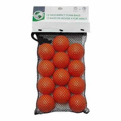 Foam Impact Balls Golf Practice Alpha
